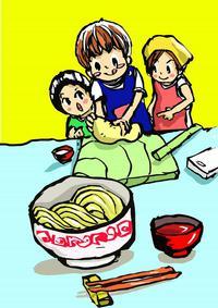 夏にぴったり!手作りつけ麺