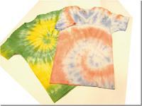 染物体験!オリジナルTシャツ作り