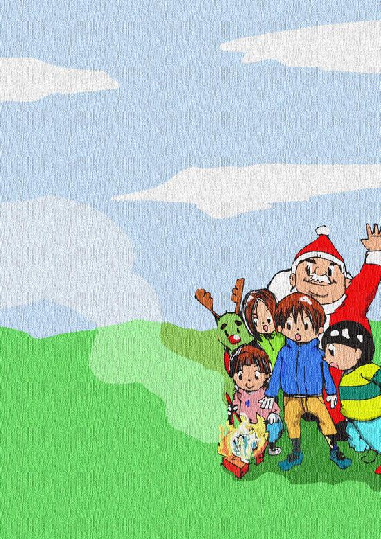 クリスマスデイキャンプ