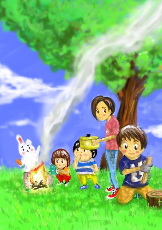 ひとり親家庭のための1DAYプログラム~SUMMER編~