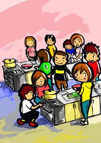 ひとり親家庭のための1DAYプログラム