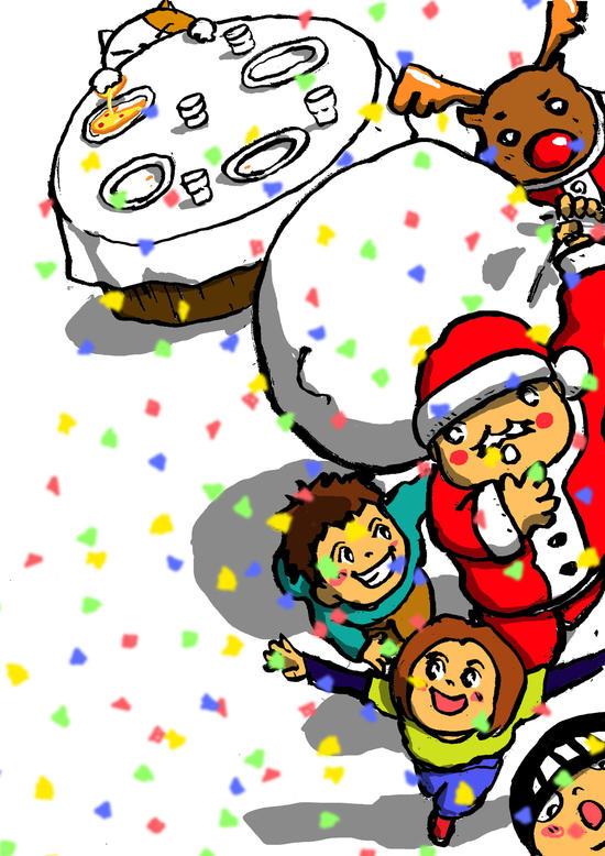 わくわくクリスマスパーティー
