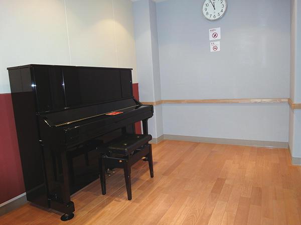 音楽室4A・B