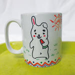 No.76 お絵かきマグカップ