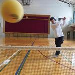 No.95 タスポニー ~スポンジテニス~