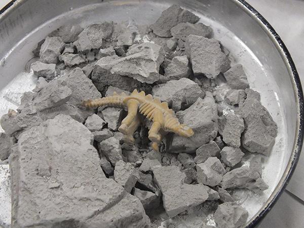 No.68 恐竜発掘!