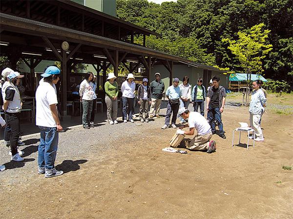 No.6 野外炊さん指導法