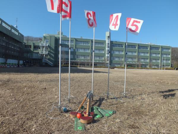 No.47 グラウンドゴルフ