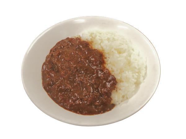 No.36 ひき肉たっぷり!キーマカレー